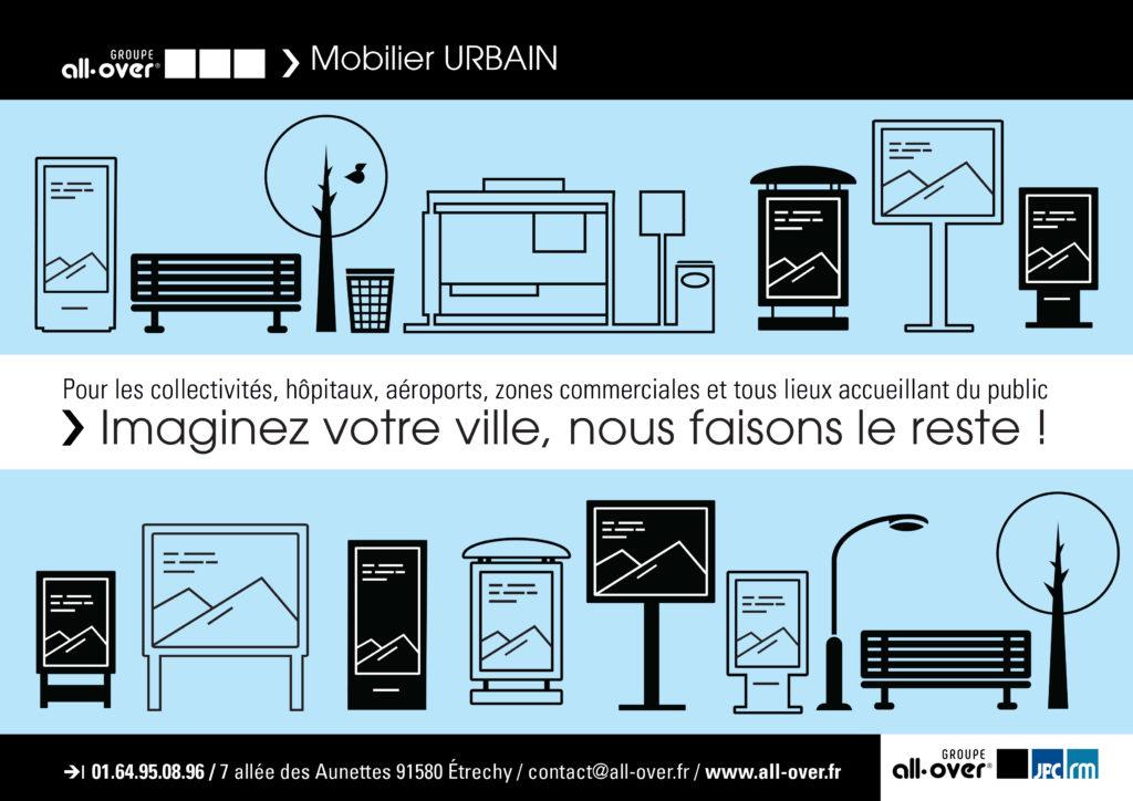 brochure mobilier URBAIN groupe all-over
