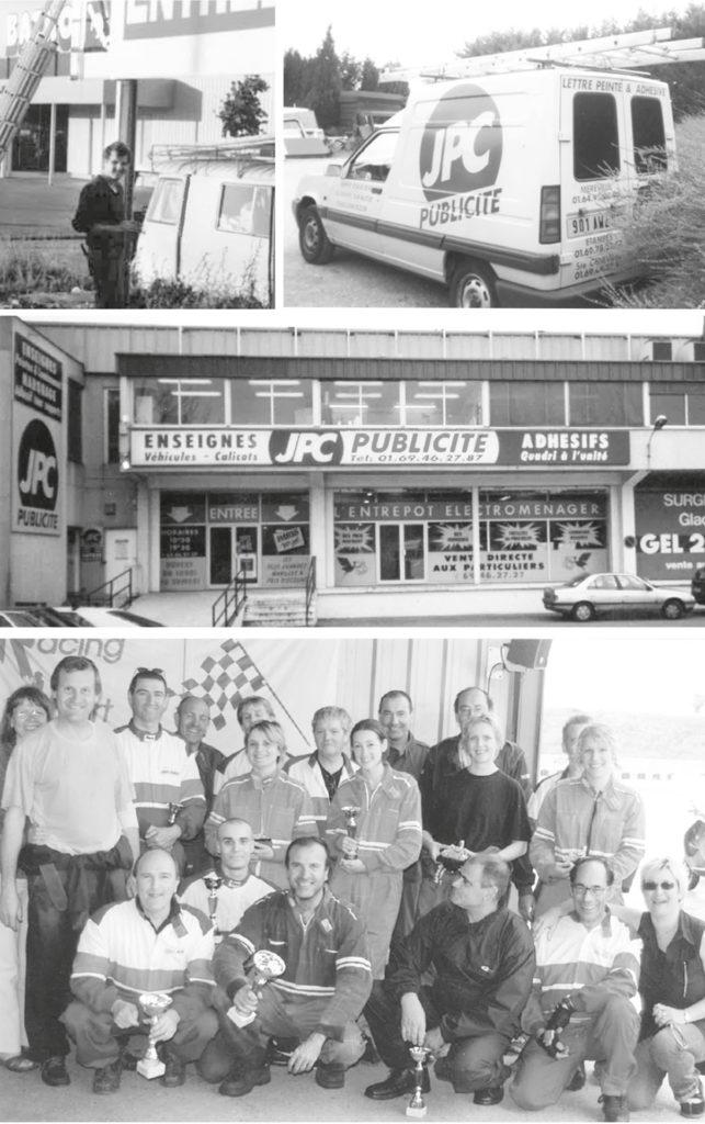 JPC Publicité – Histoire